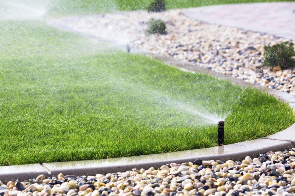 lawn sprinkler service & repair